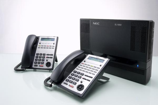 keyphone NEC SL1000
