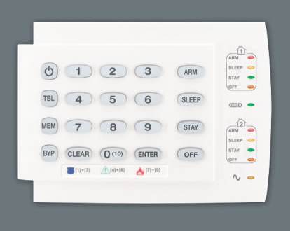 K10H-10-Zone-Horizontal-LED-Keypad