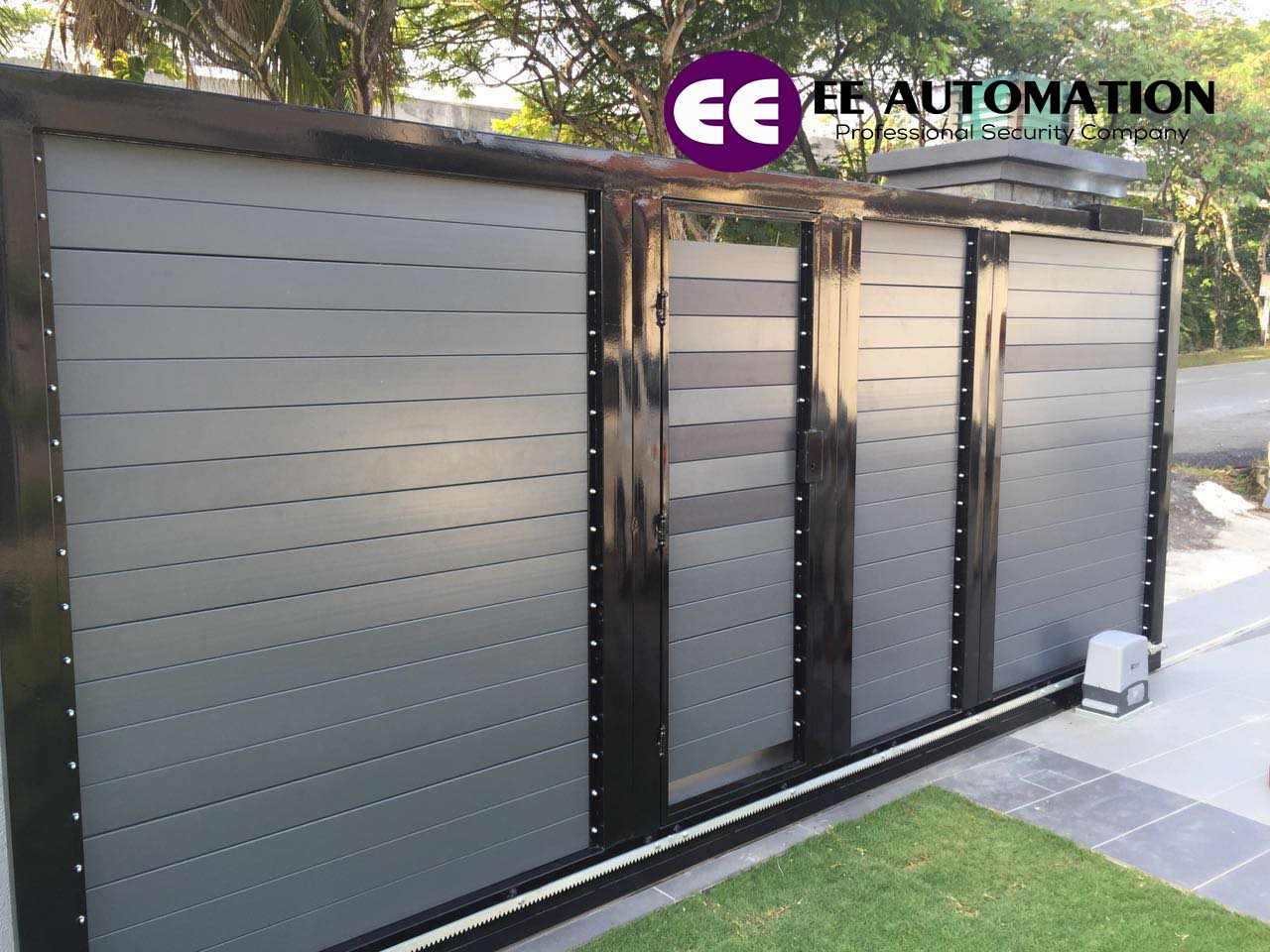 Top autogate supplier in puchong kl malaysia eeautomation