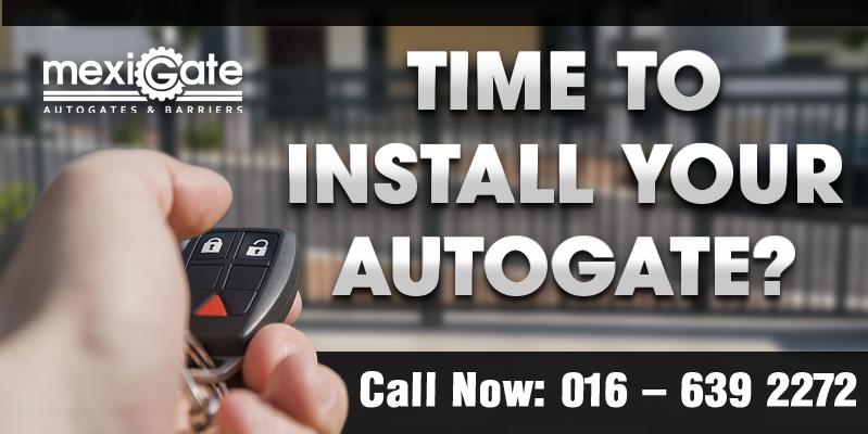 Mexigate Autogate System