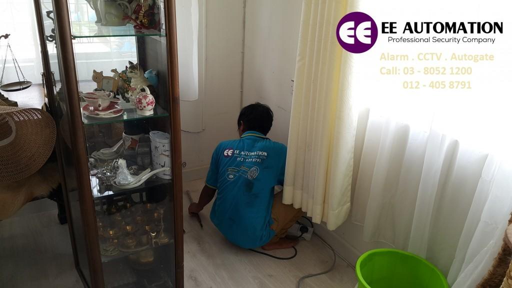 CCTV installer in KL