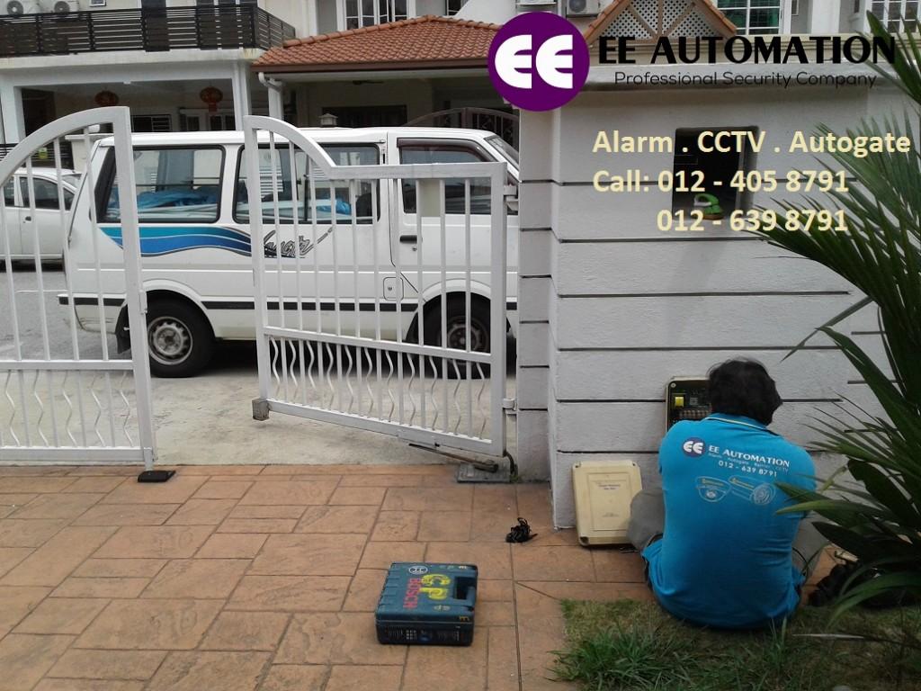 repair autogate service in Cheras