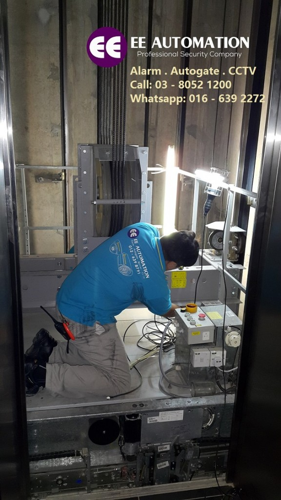 Cctv For Lifts Elevators Eeautomation