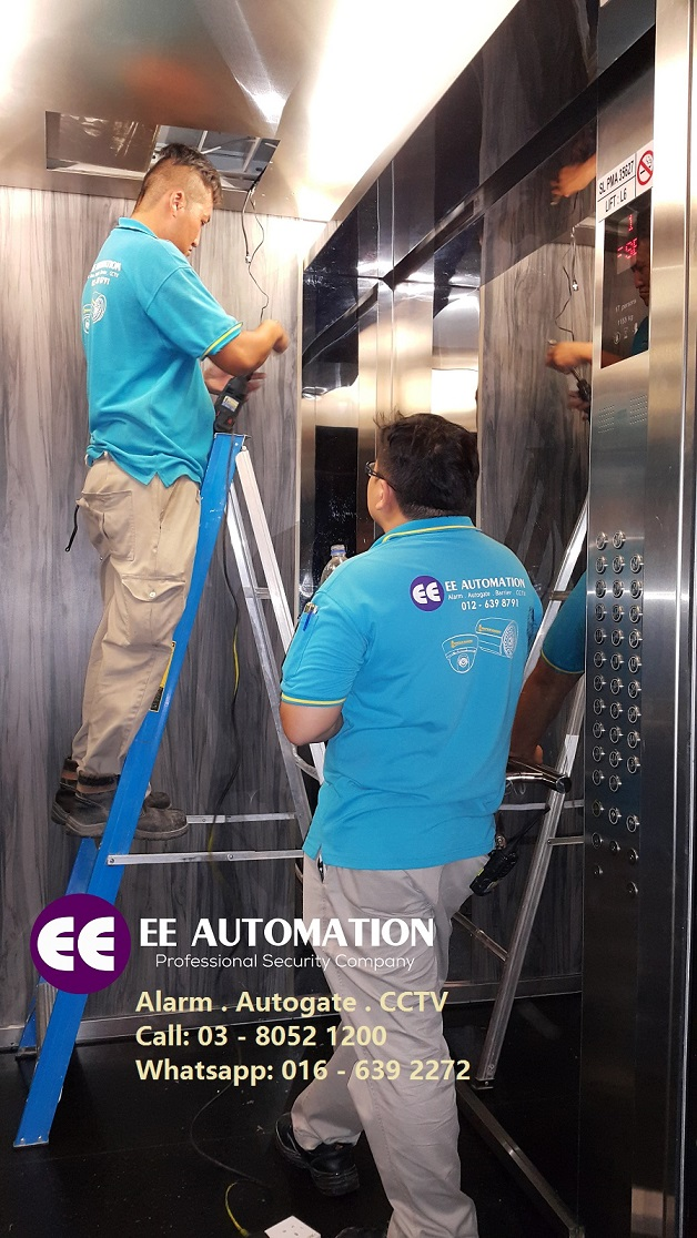 CCTV for Lifts/ Elevators - EEAutomation