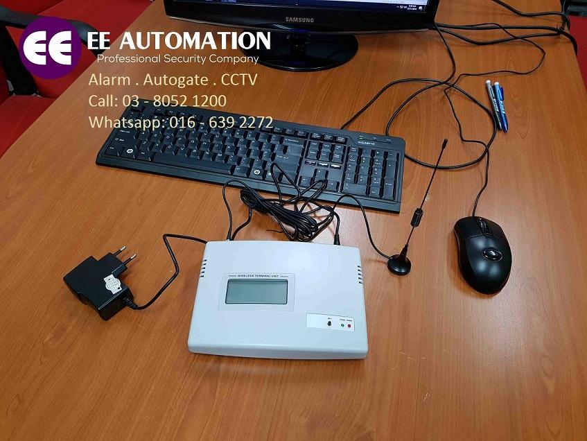 GSM Dialer for Alarm system