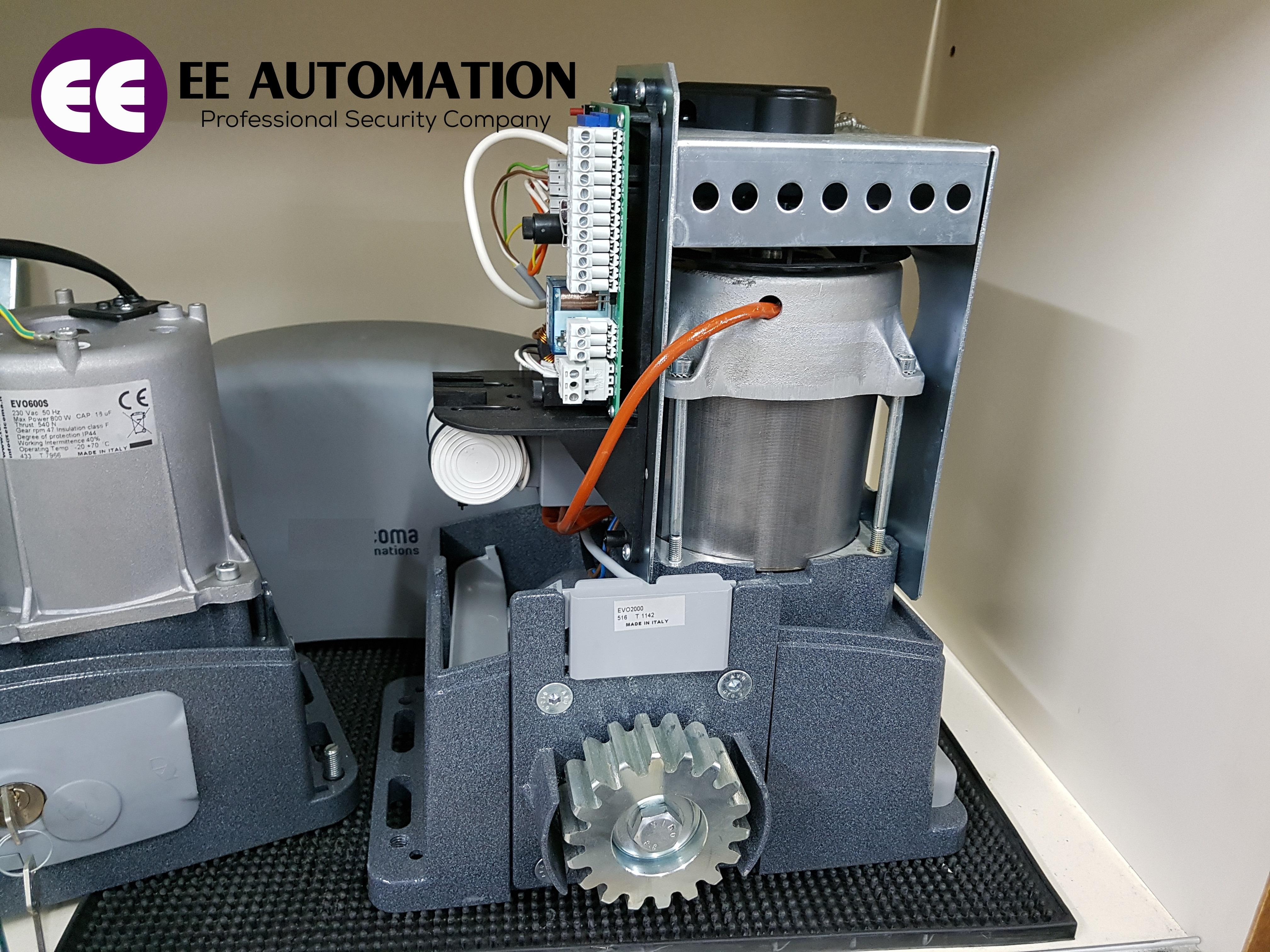 Italian Autogate Systems Eeautomation