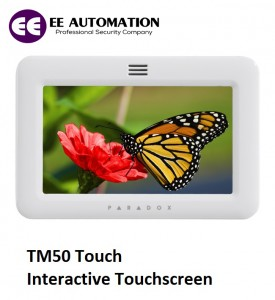 Paradox TM50 Touch