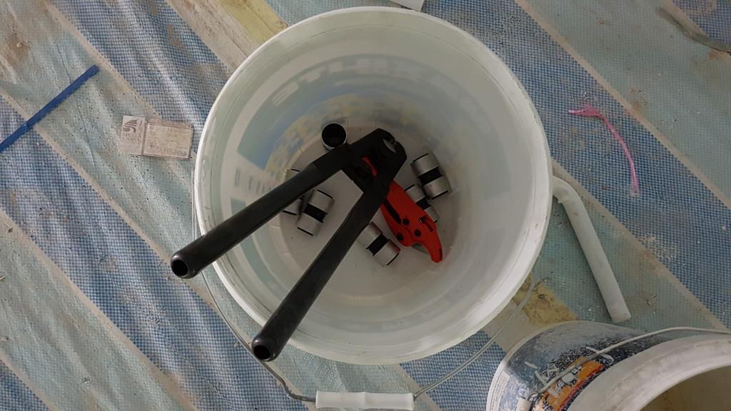 CCTV Alarm tools spare parts