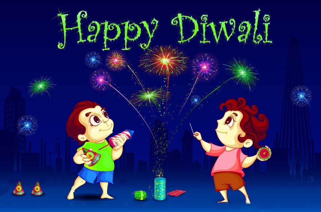 Happy Deepavali CCTV Alarm