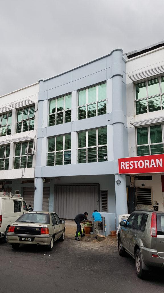 cctv showroom in puchong