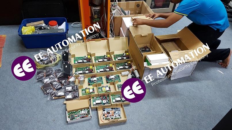 autogate arm sliding repair service