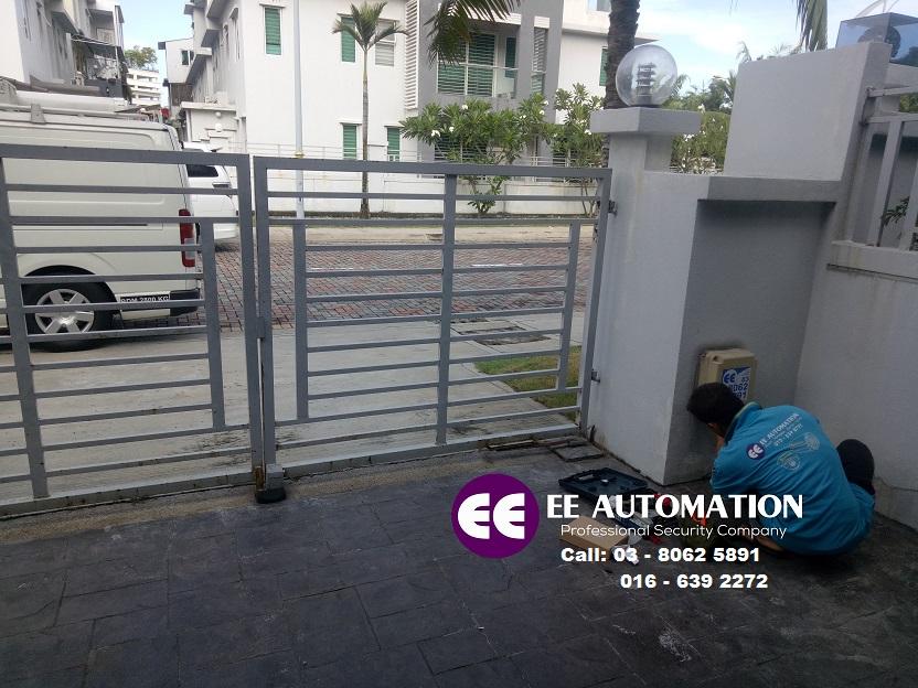 Underground Auto Gate System Not Working Service Repair