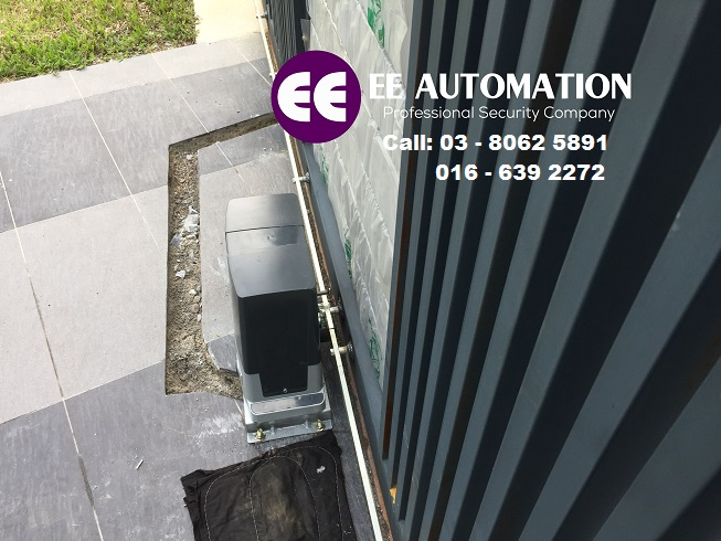 Heavy Duty Sliding Auto Gate System Made In Italy Supply