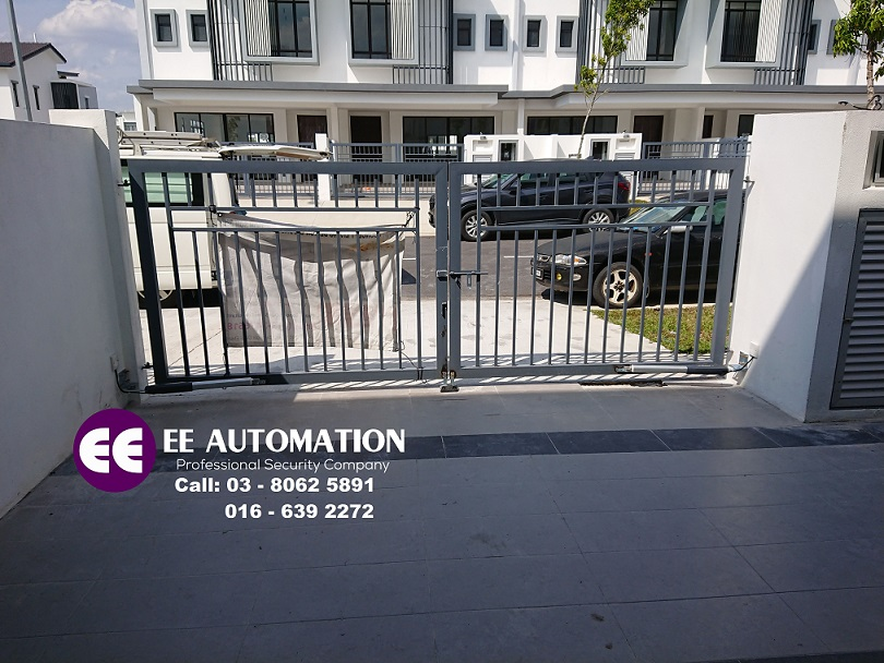 Auto Gate System Arm Type Installation Expert In Klang ...