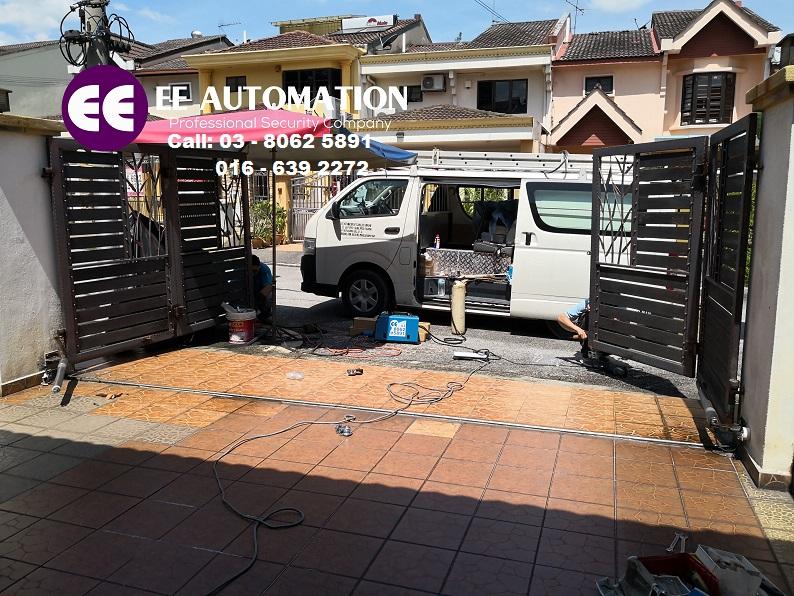 Gate Amp Auto Gate Repair Expert In Selangor Kl Call Us
