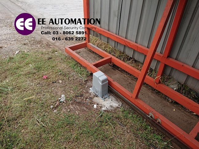 Auto Gate Installation In Puchong
