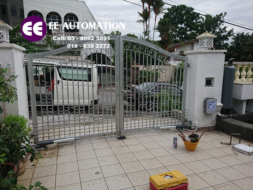 Auto Gate Company In Cheras