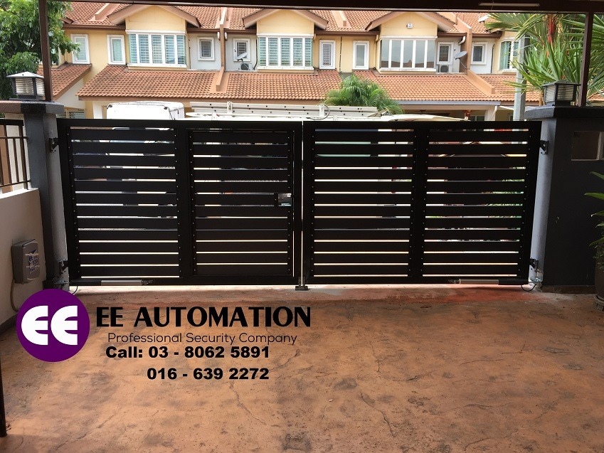 Gate Auto Gate System Specialist In Klang Valley Eeautomation